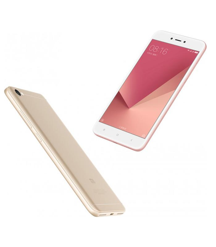 Xiaomi Redmi Note 5A Standard (2GB/16GB) - Gold 02