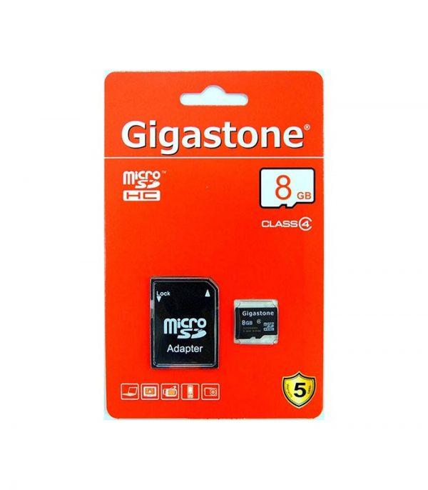 Gigastone MicroSDHC 8GB C4