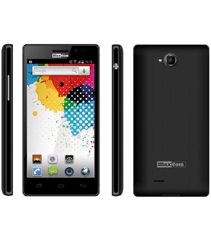 Maxcom Smart MS514 (1GB/8GB) - Μαύρο 03