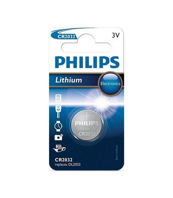Philips Lithium CR2032
