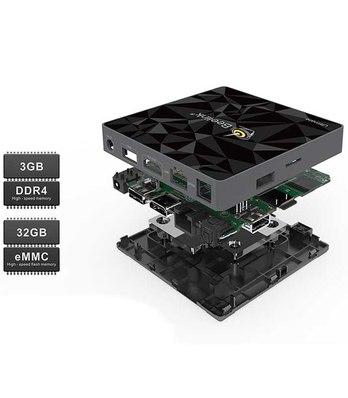 Beelink GT1 Ultimate (3GB RAM/32GB Storage)