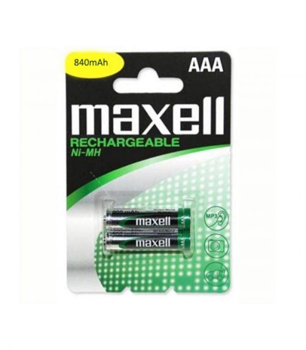 maxell-aaa-840mah-2tmx