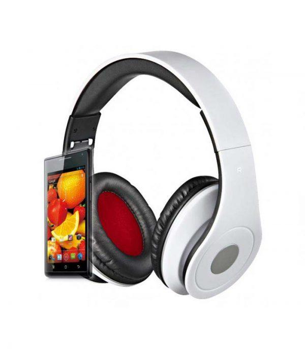 Rebeltec Audiofeel 2 Ακουστικά - Λευκό