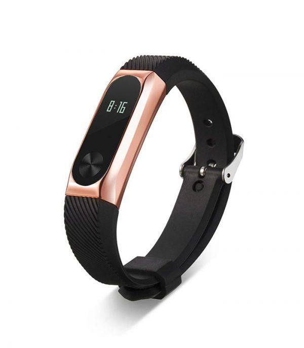 OEM-Xiaomi-Mi-Band-2-Rubber-Strap-Metal-Case-02