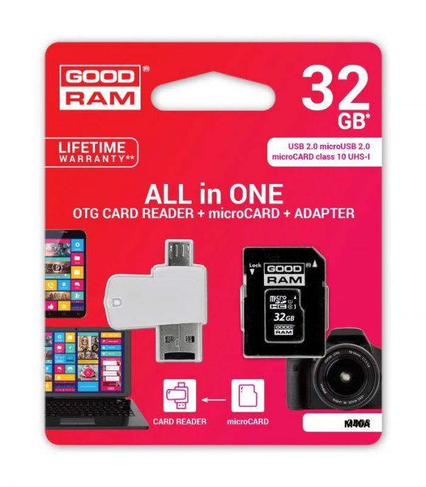goodram-m1a4-microsdhc-32gb-class-10-me-antaptora-sd-kai-card-reader01