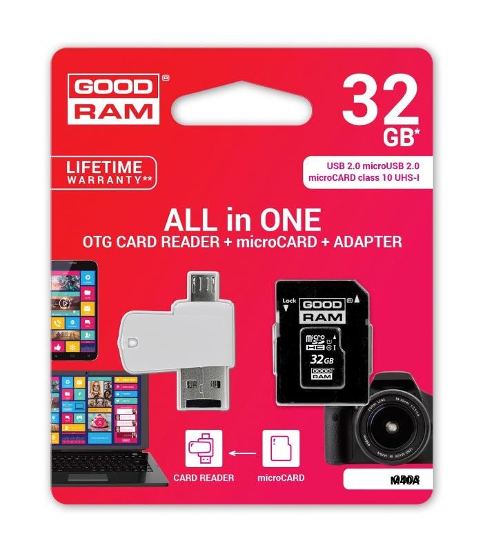 goodram-m1a4-microsdhc-32gb-class-10-me-antaptora-sd-kai-card-reader01