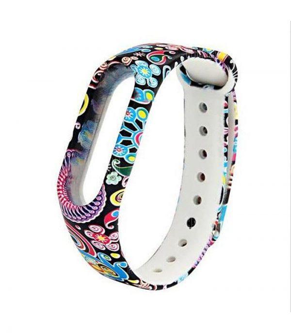 oem-xiaomi-mi-band-2-louraki-silikonhs-psychedelic-pattern
