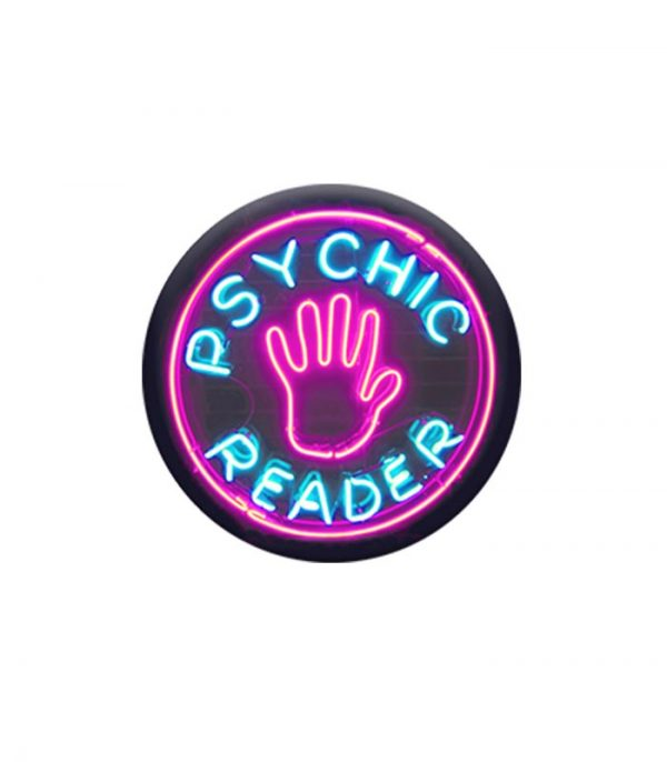 Pop Socket Mobile Stand and Holder - Psychic Reader