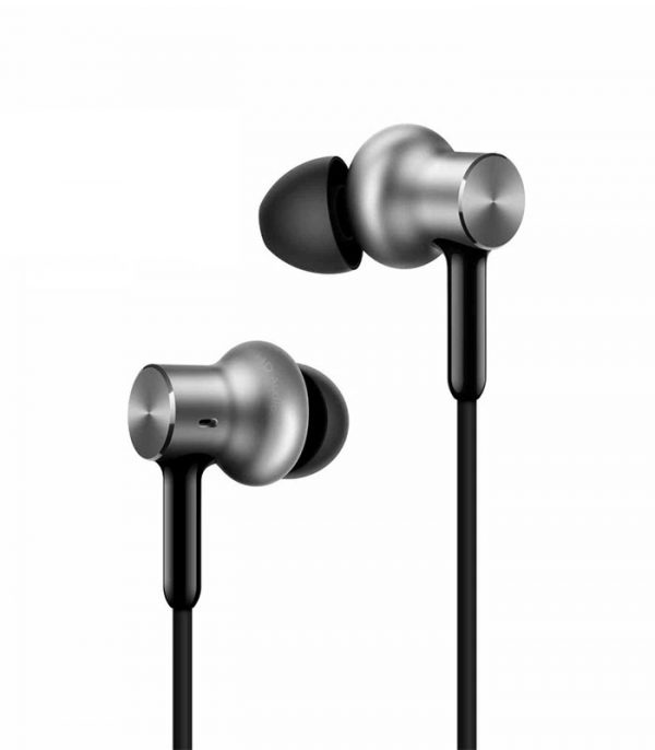 Xiaomi Mi In-Ear Headphones Pro HD - Ασημί