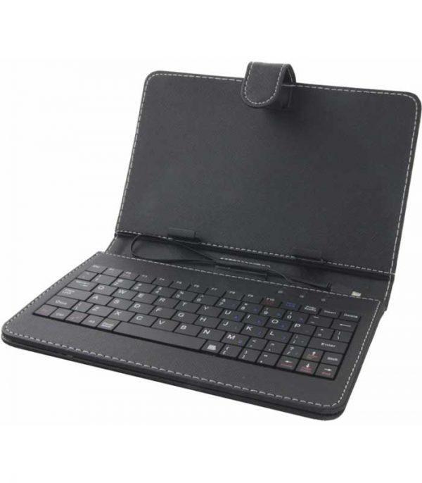 """Esperanza Madera EK124 Θήκη με Πληκτρολόγιο για Tablet 9.7"""""""