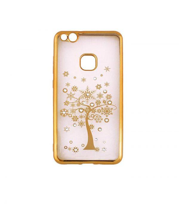 Beeyo Diamond Tree Θήκη για iPhone 7/8 - Χρυσό