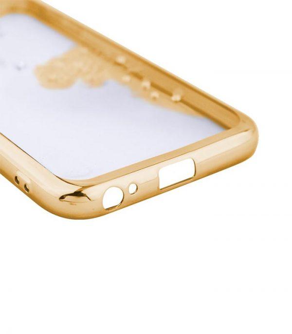 Beeyo Roses Θήκη για Samsung S9 - Χρυσό