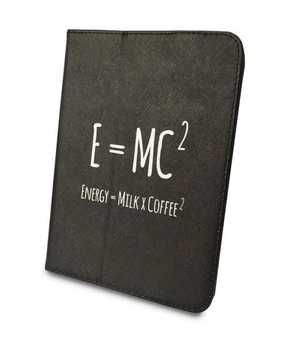 """E=MC2 Θήκη Universal για Tablet 9""""-10"""" - Μαύρο"""