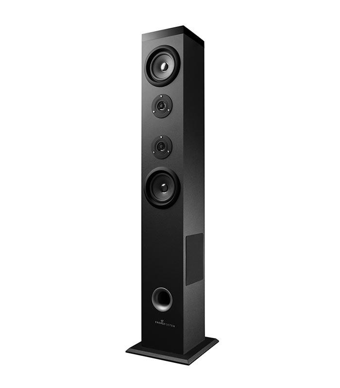 Energy Sistem Tower 5 Ηχείο Bluetooth, 2.1ch, USB/SD/FM, 60W - Μαύρο