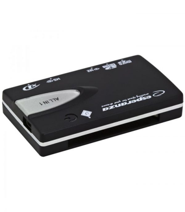 Esperanza EA129 All in One USB 2.0 Card Reader