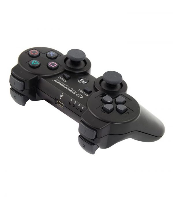 Esperanza EGG109K Marine Wireless Bluetooth Gamepad PS3 - Μαύρο