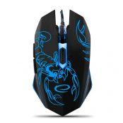 Esperanza EGM203B Scorpio Gaming Ποντίκι Ενσύρματο - Μαύρο