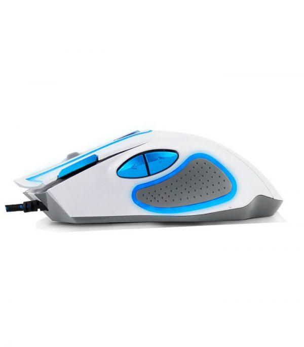 Esperanza EGM401WB HAWK Gaming Ποντίκι Ενσύρματο - Λευκό