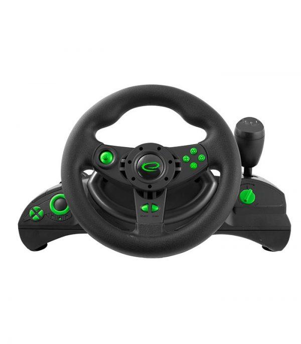 Esperanza EGW102 Gaming Wheel Nitro PC/PS3