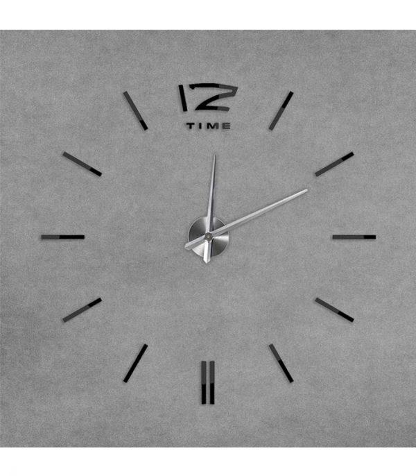 Esperanza EHC007K Ρολόι Τοίχου San Marino - Μαύρο