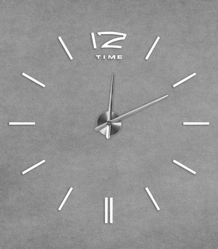 Esperanza EHC007W Ρολόι Τοίχου San Marino - Λευκό