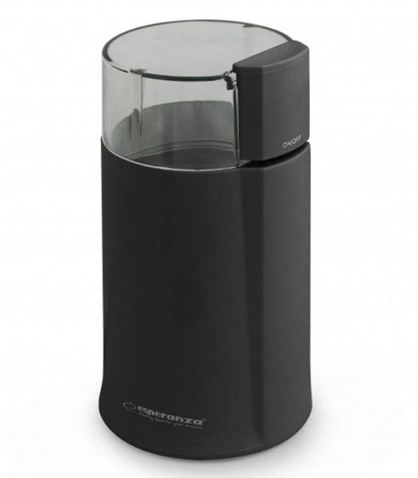Esperanza EKC001K Μύλος Καφέ Espresso - Μαύρο
