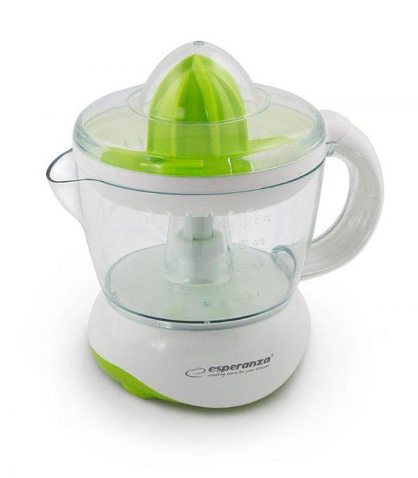 Esperanza EKJ001G Clementine Ηλεκτρικός Αποχυμωτής - Λευκό/Πράσινο