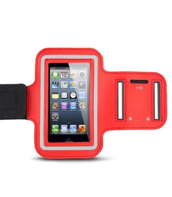 Esperanza EMA122R-XL Θήκη Μπράτσου για Smartphones XL - Κόκκινο