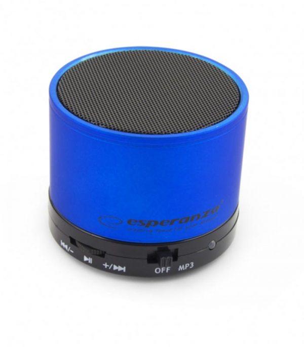 Esperanza EP115B Ritmo Bluetooth Speaker - Μπλε