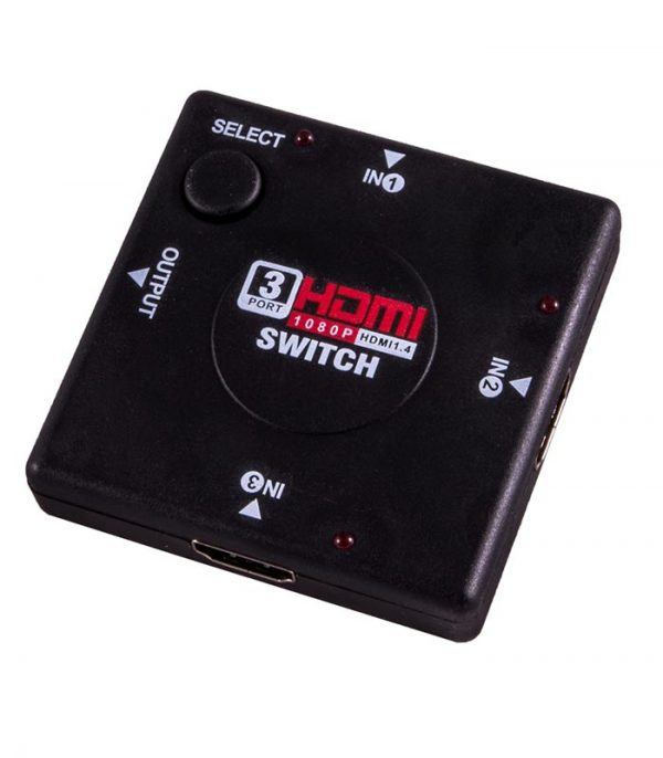 Esperanza HDMI Switch 3in1