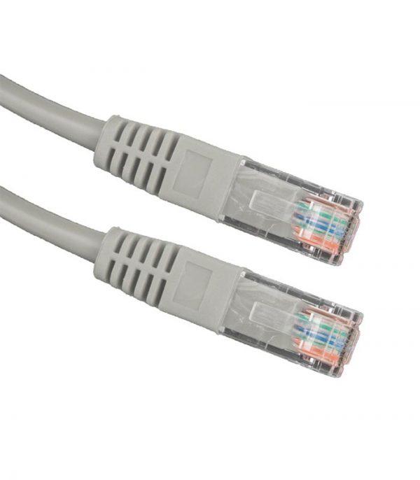 Esperanza Καλώδιο Δικτύου CAT5E (15m) - Γκρι