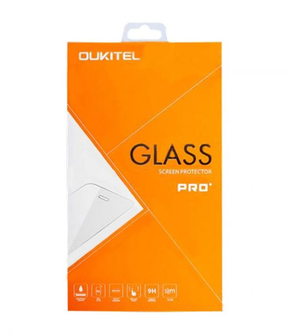 Oukitel Tempered Glass 9H Slim για Oukitel K6000 Pro