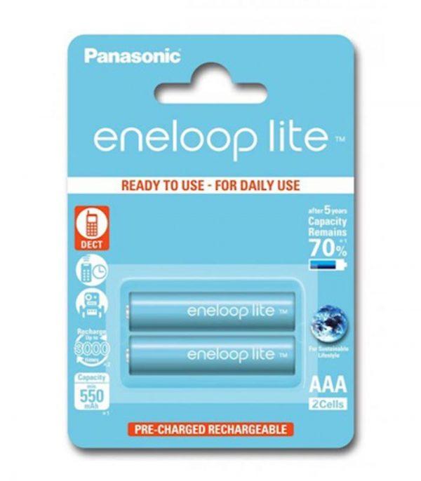 Panasonic Eneloop Lite AAA 550mAh (2τμχ)