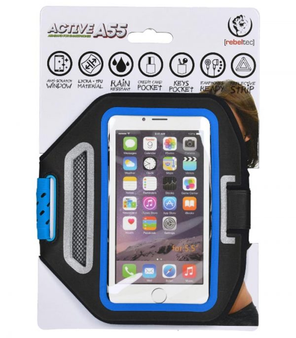 Rebeltec Active A55 Arm Case Smartphone 5.5""