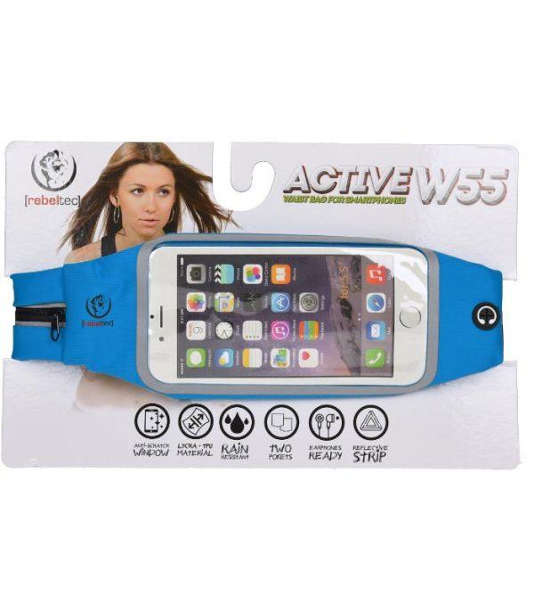 "Rebeltec Active W55 Waist Case Smartphone 5.5"""