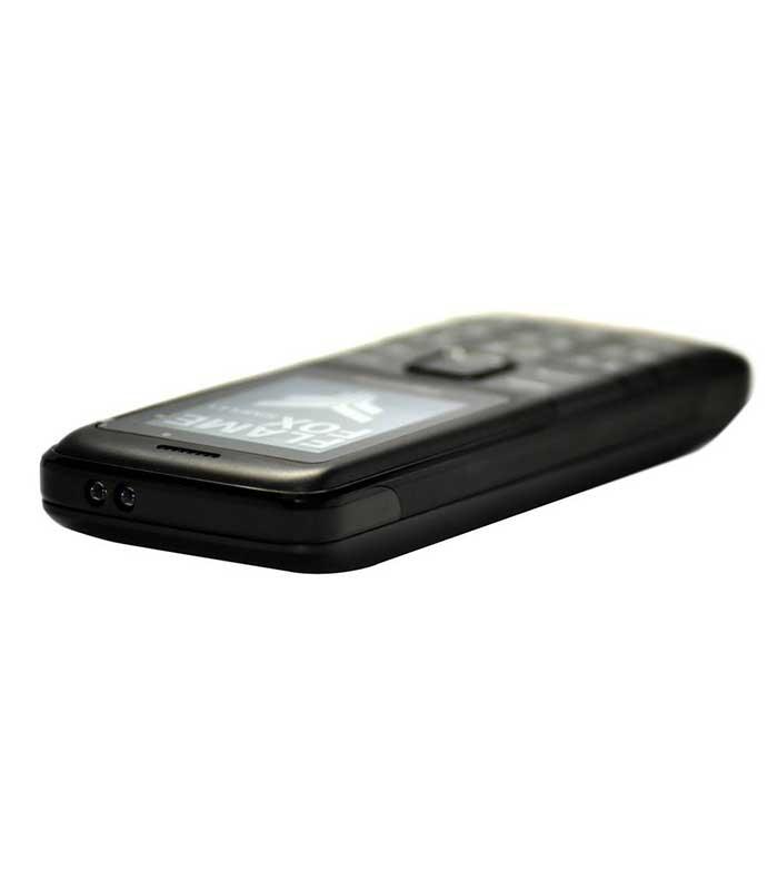 FlameFox Simple1 (Dual Sim) με Bluetooth, Κάμερα, Ραδιόφωνο, Φακό