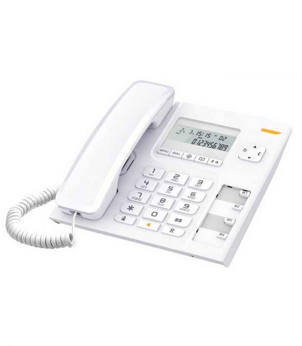 Alcatel Temporis 56 Σταθερό Ψηφιακό Τηλέφωνο - Λευκό