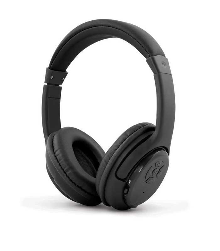 Esperanza EH163K Libero Wireless Bluetooth Headphones - Μαύρο