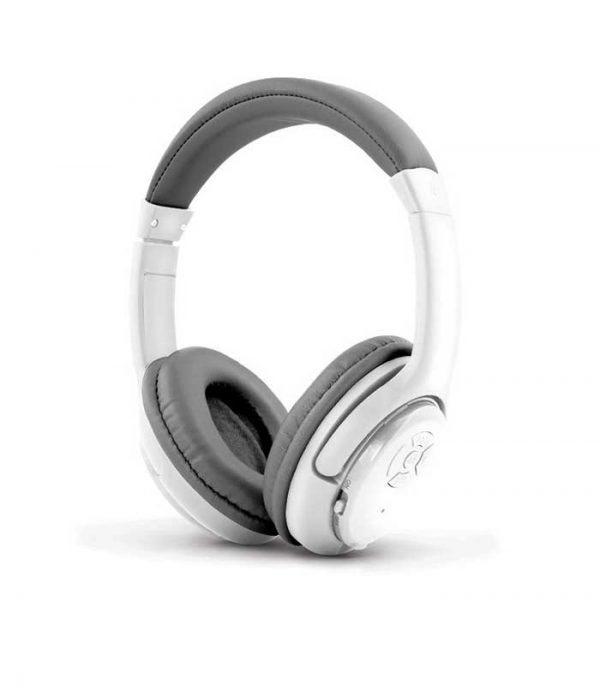 Esperanza EH163W Libero Wireless Bluetooth Headphones - Λευκό
