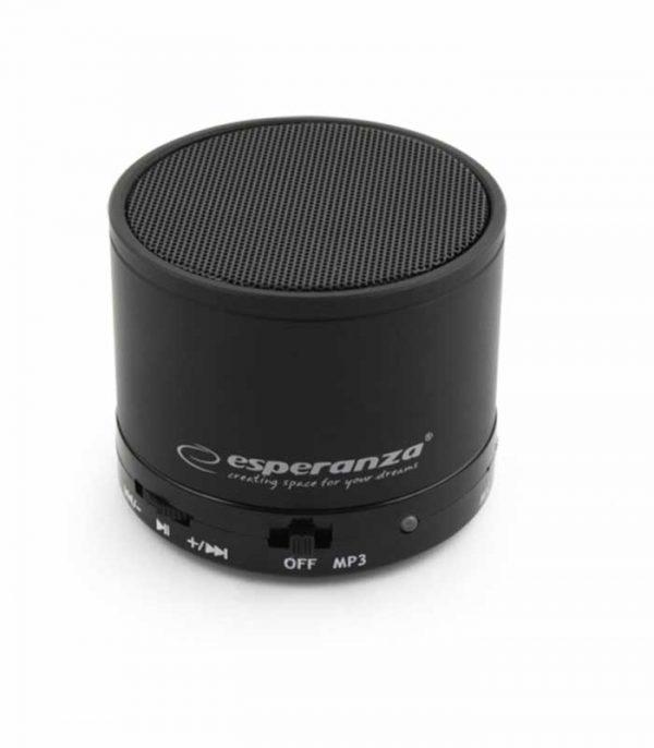 Esperanza EP115K Ritmo Bluetooth Speaker - Μαύρο