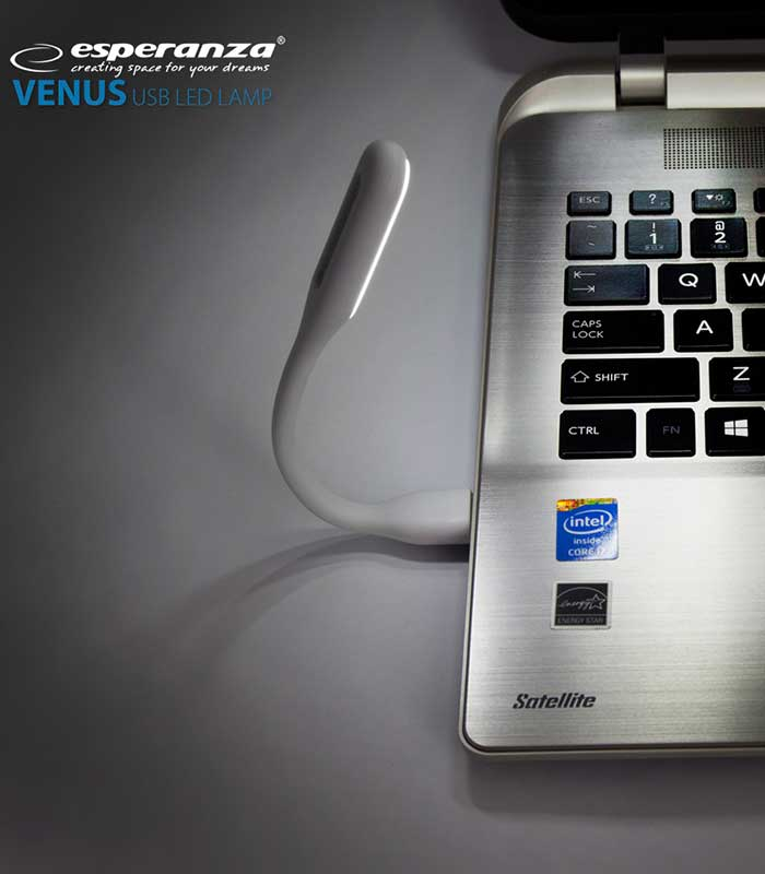 Esperanza EA147W LED USB Light - Λευκό