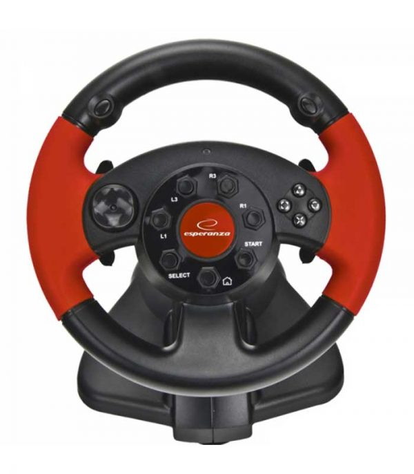 Esperanza EG103 Gaming Steering Wheel Drift PC/PSX/PS2/PS3