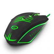 Esperanza EGM209G CLAW Gaming Ποντίκι Ενσύρματο - Μαύρο