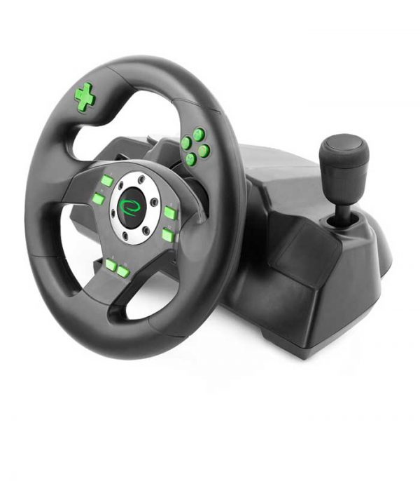 Esperanza EGW101 Gaming Wheel Drift PC/PS3