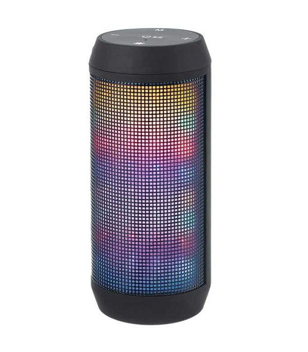 Esperanza Fado EP133K Bluetooth Speaker, FM Radio, LED Light