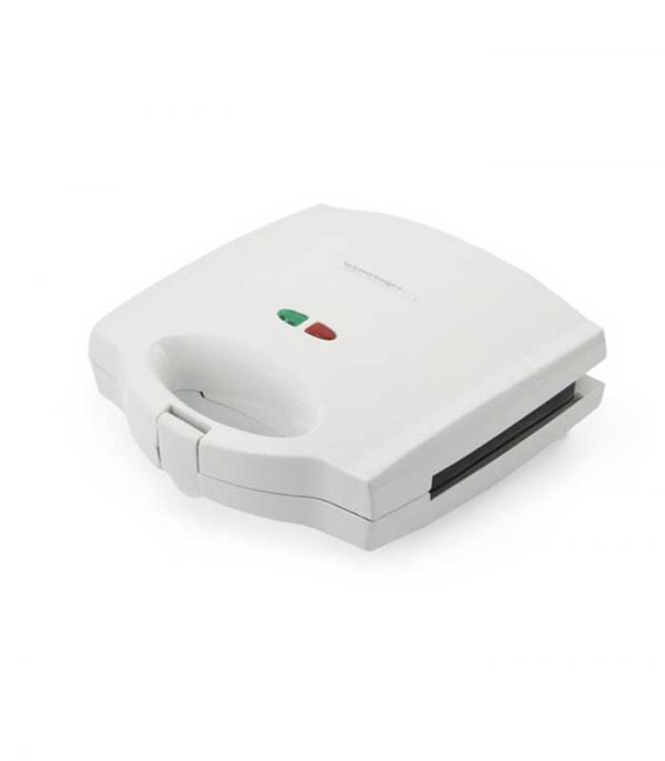 Esperanza Portabella EKT006W Τοστιέρα 750W 3in1 (Με Αποσπώμενες Πλάκες) - Λευκό