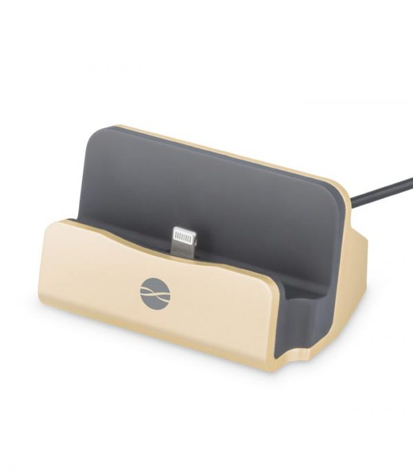 Forever DS-01 Docking Station για iPhone - Χρυσό