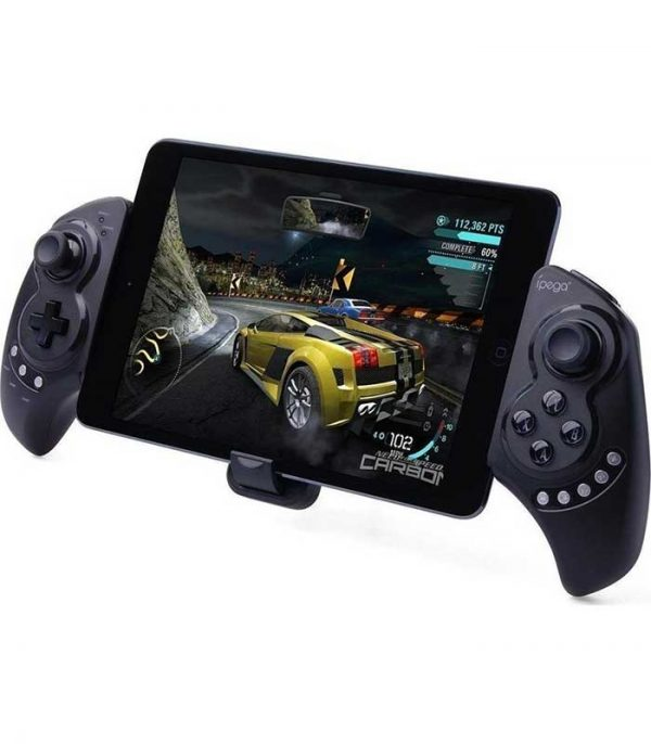 iPega PG-9023 Ασύρματο Telescopic Gamepad Bluetooth, 380mAh για Android/iOS