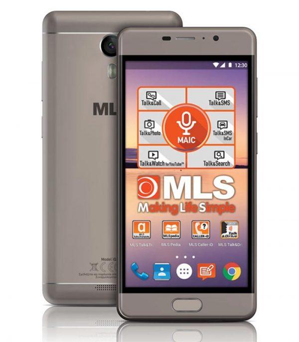 MLS MX 4G Dual Sim Mocha