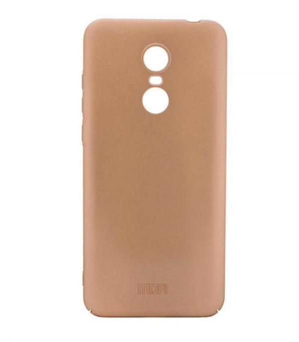 MOFi TPU Back Cover Θήκη για Xiaomi Redmi 5 Plus - Χρυσό